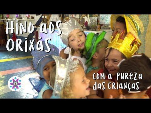 Hino aos Orixás com a pureza das crianças pela liberdade religiosa thumbnail