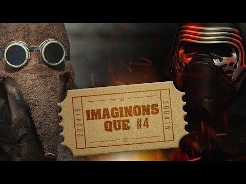 Vidéo IMAGINONS QUE #4 - Comédien et voix off du programme