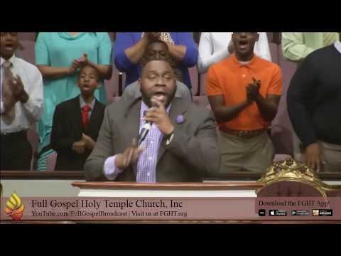 FGHT Dallas: The Power of the Holy Ghost