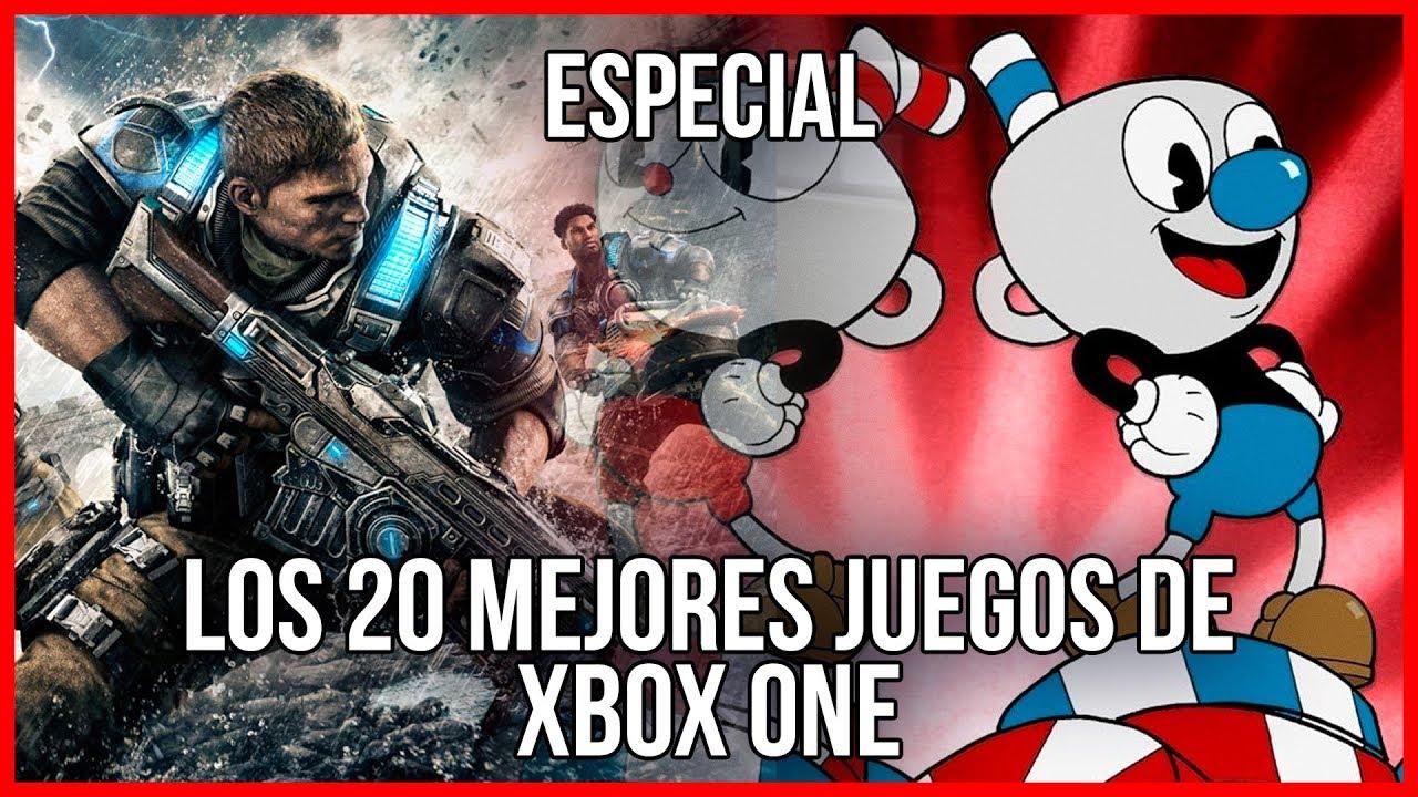 Top 20 Los Mejores Juegos Exclusivos De Xbox One De Microsoft