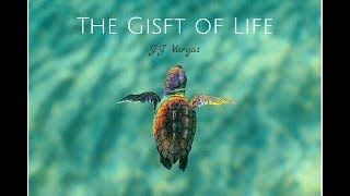 """The Gift of Life"" - Relaxing Emotional Piano Piece (with sea sound)"