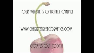 Cherry Street Cosmetics Website Is Up! Thumbnail