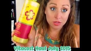Vitacost Haul July 2015