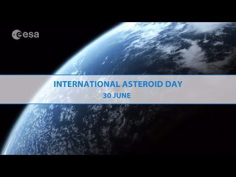 International Asteriod Day (UNOOSA video message)