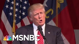 "Donald Trump Claims ""I Could Run"" Robert Mueller Investigation ""If I Want"" 
