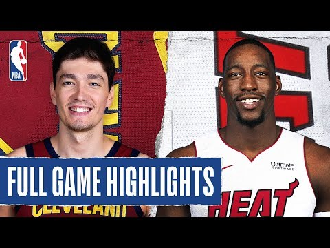 CAVALIERS At HEAT | FULL GAME HIGHLIGHTS | February 22, 2020