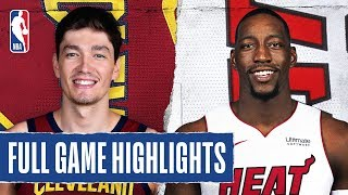 CAVALIERS at HEAT   FULL GAME HIGHLIGHTS   February 22, 2020