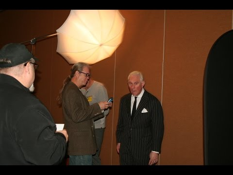 Roger Stone JFK conference Dallas 2016