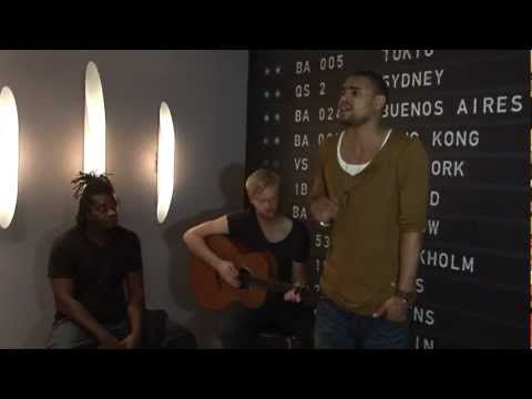 Mohombi In Your Head (acoustic)
