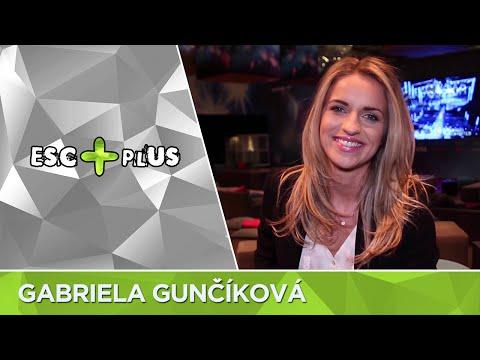 Eurovision 2016: Gabriela Gunčíková  - First day in Globe Arena (Czech Republic)