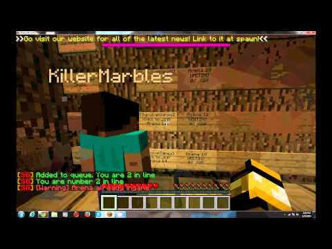 minecraft hunger games servers list cracked