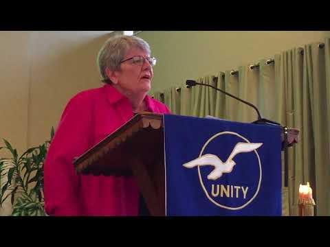 Spirit Within, Rev Sandra Butler, November 5, 2017