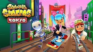 🇯🇵 Subway Surfers World Tour 2018 - Tokyo (Official Trailer)