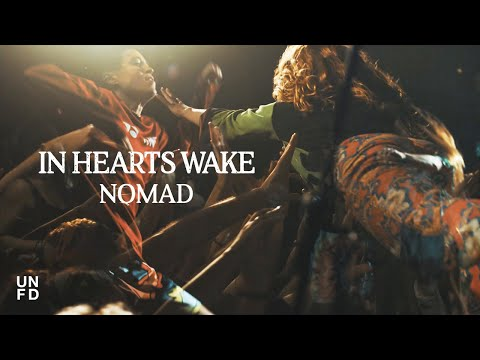 In Hearts Wake - Nomad [Official Music Video]