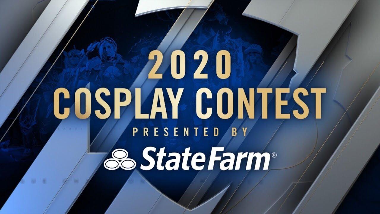 LCS Summer Finals Statefarm Cosplay Contest Judging
