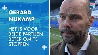 John van 't Schip en PEC Zwolle in goed overleg uit elkaar