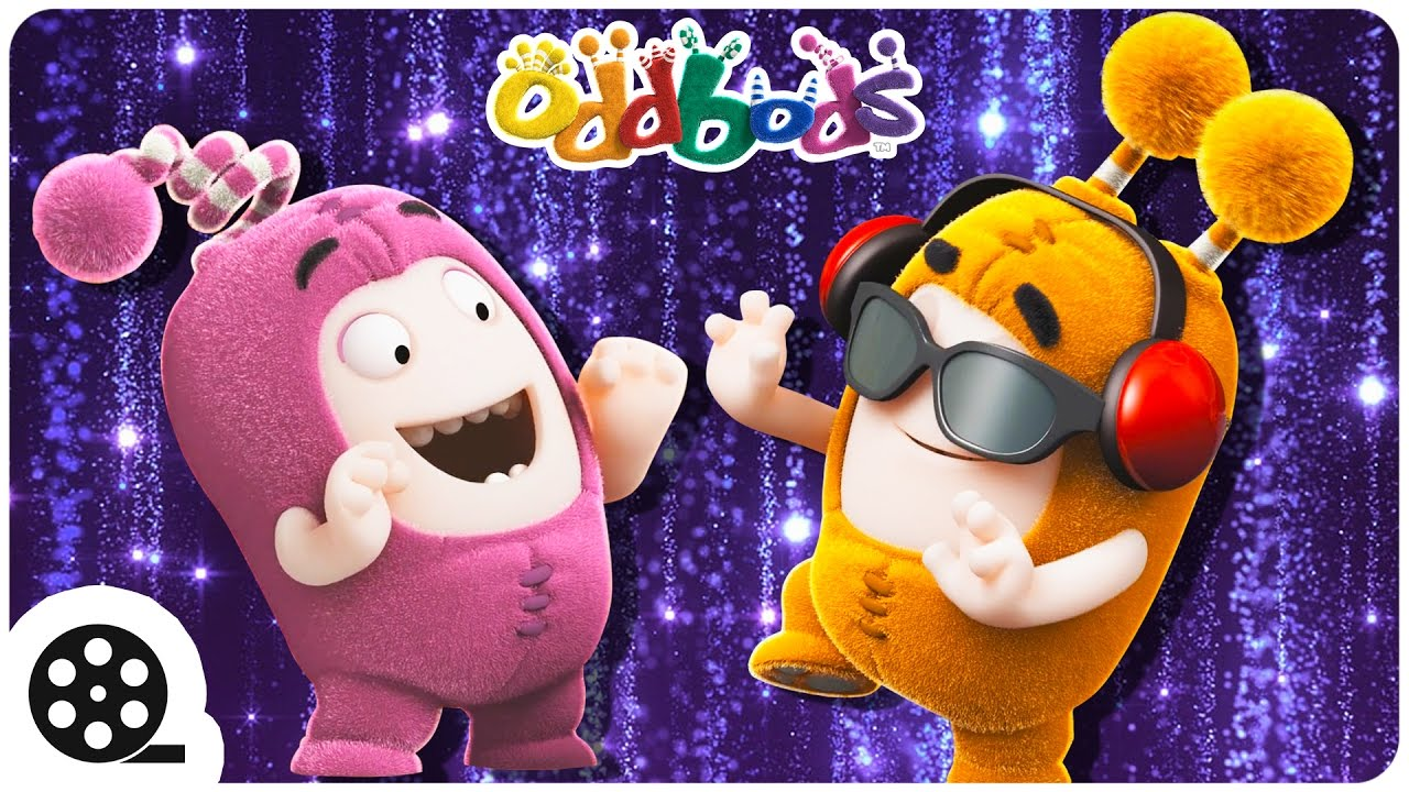 Weekend With Oddbods | Funny Cartoons For Children | Oddbods Mini Movie