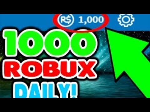 3 Real Easy Ways To Get 1000 Robux In Roblox Quick July 2017