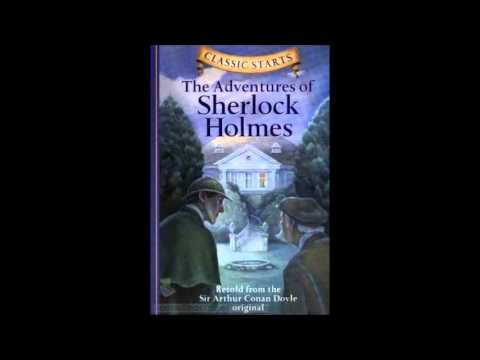 The Return of Sherlock Holmes by Sir Arthur Conan Doyle (Chapter 1)