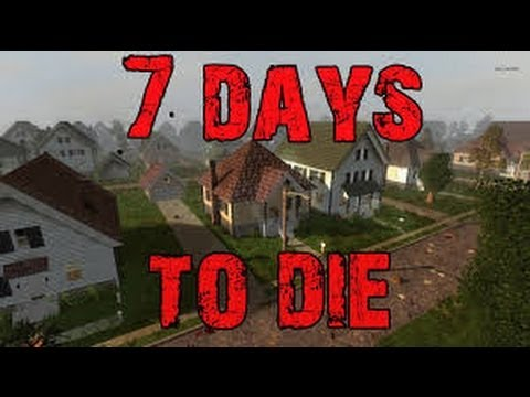 Где скачать 7 Days to Die? (и как играть online?).