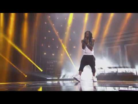 Lil Wayne - Glory live at BET (Tha Carter V)