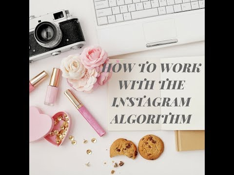 How to Work WITH the Instagram Algorithm