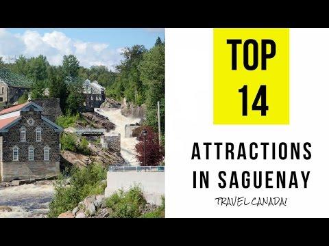 Top 14. Best Tourist Attractions in Saguenay  - Quebec, Canada