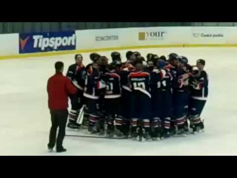Police World Championship 2015   14 Russia vs Slovak post game celebration