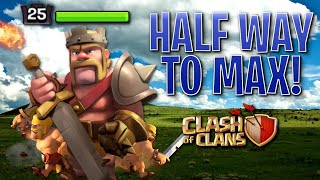 HALFWAY THERE! Fix that Engineer ep36 | Clash of Clans