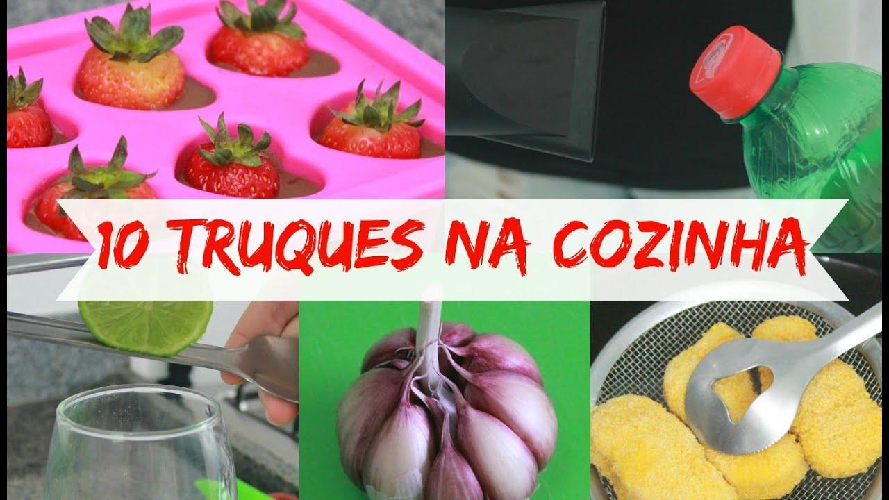 Download 10 TRUQUES QUE TODO MUNDO DEVERIA SABER NA COZINHA - Sisters Lellis