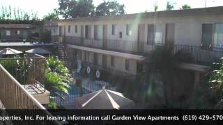 Gardenview Apartments 1357 Elder Avenue  Imperial Beach, CA 91932