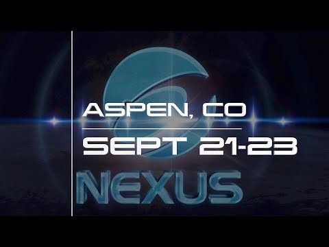 Nexus Conference 2017 - Aspen, CO - Sept. 21st-23rd