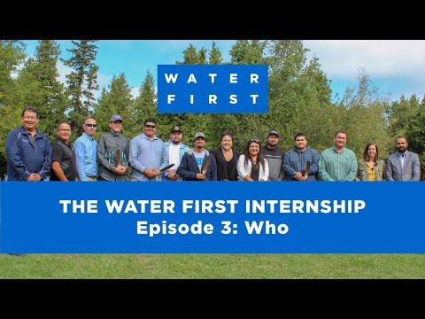 Episode 3: Who - The Water First Internship Program