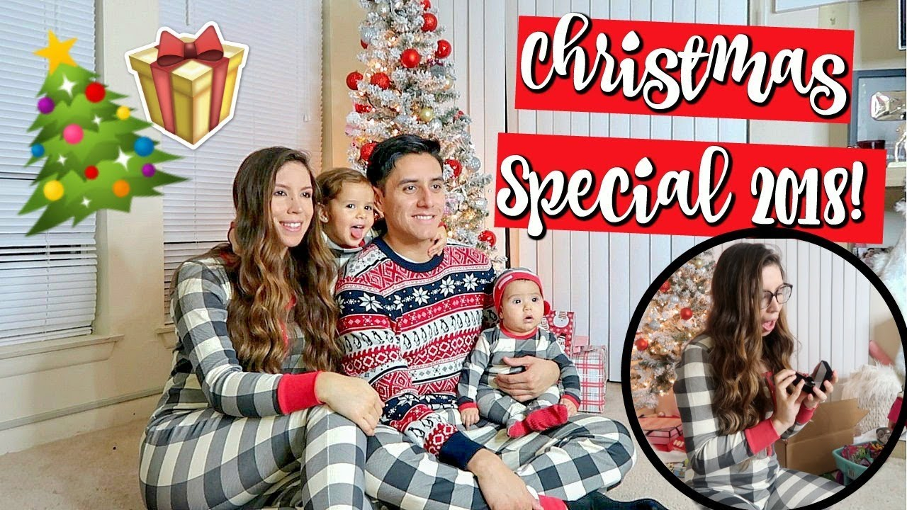 HUSBAND GIVES WIFE A SPECIAL GIFT FOR CHRISTMAS! - YouTube