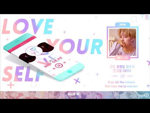 BTS - Best Of Me Lyrics [KOR/ENG]