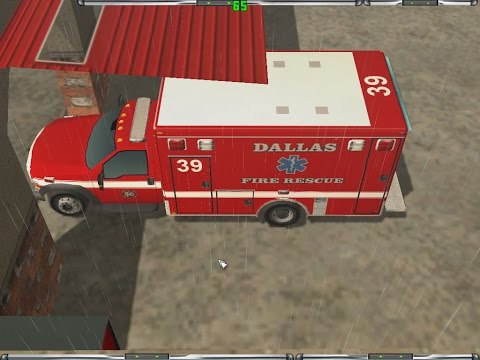 Emergency 4-- Dallas Mod-- Crazy day in Dallas!