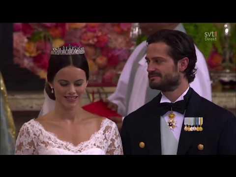 Joyful Joyful Samuel Ljungbladh-Royal Swedish Wedding