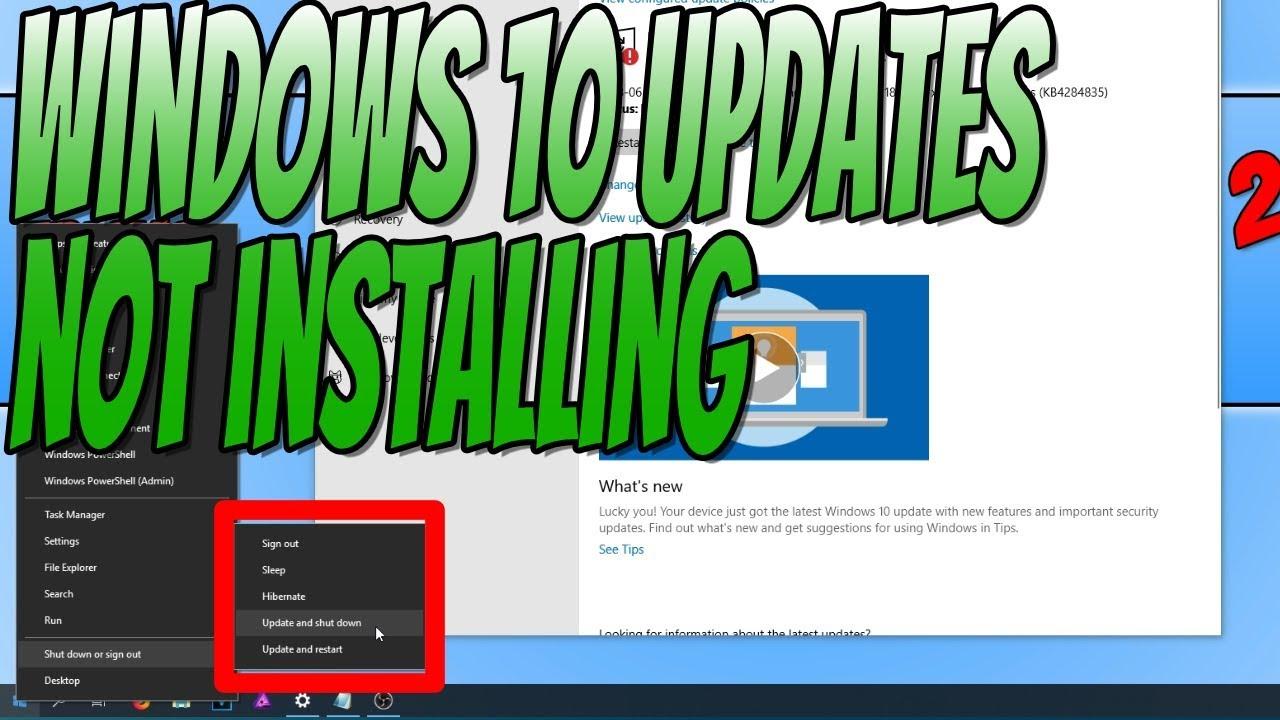 windows 10 updates pending download