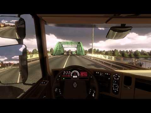 Euro Truck Simulator 2 Magyar Terkep Adony Kiskunlachaza Youtube