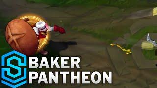 Baker Pantheon Skin Spotlight - League of Legends