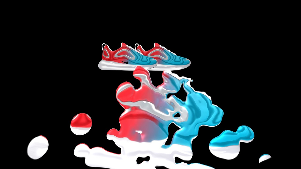 Se convierte en Zoológico de noche Nebu  Nike Motion Graphics - YouTube