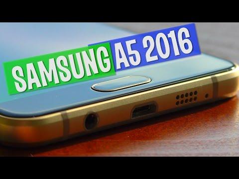 5 причин купить #SAMSUNG #Galaxy A5 2016. Краткий #обзор