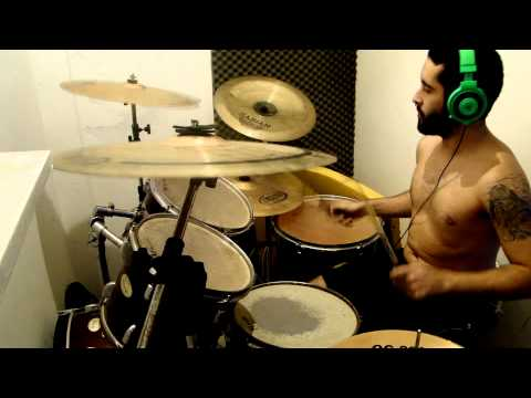 Beneath The Surface - As Blood Runs Black (drum cover)