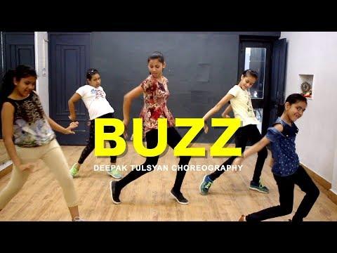 BUZZ  Class   Badshah  Adv Kids  Deepak Tulsyan Dance Choreography  G M Dance