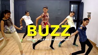 BUZZ Full Class Video | Badshah | Adv. Kids | Deepak Tulsyan Dance Choreography | G M Dance