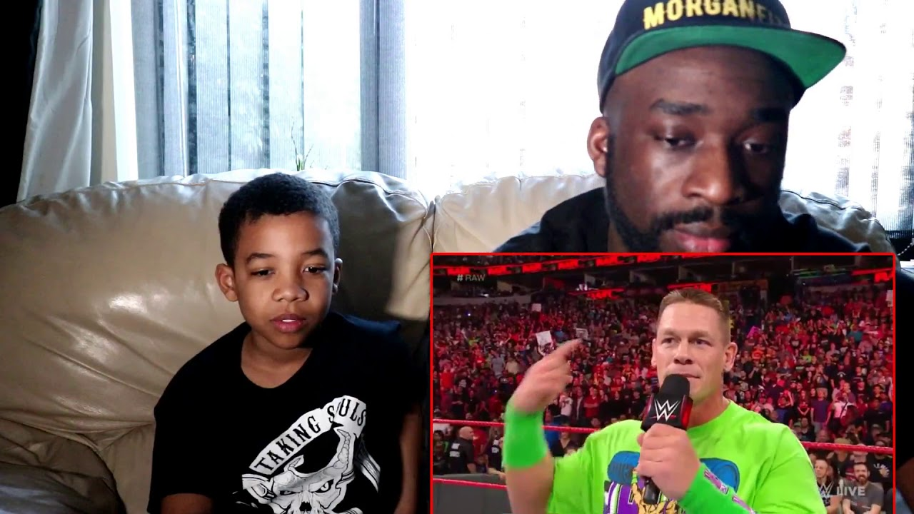 Download John Cena incites the wrath of Kane after insulting The Undertaker - RAW - REACTION