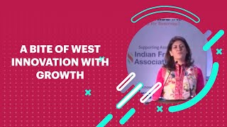 A Bite of West Innovation with Growth