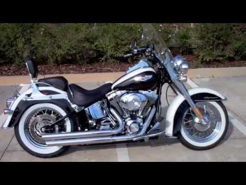 Harley Davidson Softail Deluxe For Sale In Florida