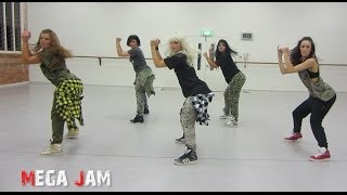 'Make Your Move' choreography by Jasmine Meakin (Mega Jam)