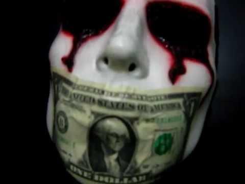 Hollywood Undead J Dog Mask 2013 J-Dog 2012 (Hollywood ...